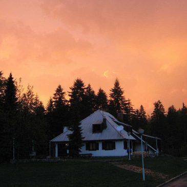 Spisak planinarskih domova