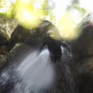 Kanjon Tribuće – adrenalinska avantura