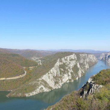 National park Djerdap – Veliki Strbac