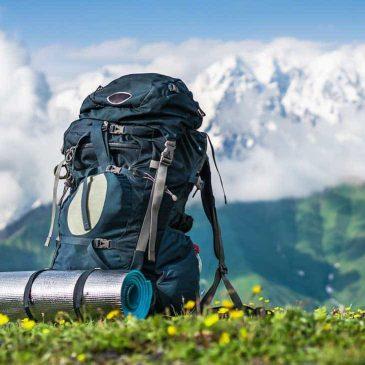 Kako spakovati planinarski ranac?