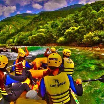 Rafting – više koristi od nezaboravne avanture