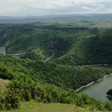 The Uvac Canyon