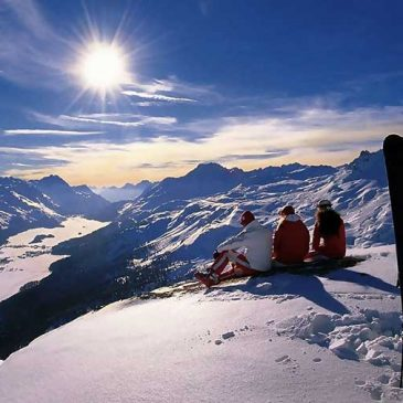 10 ski benefits