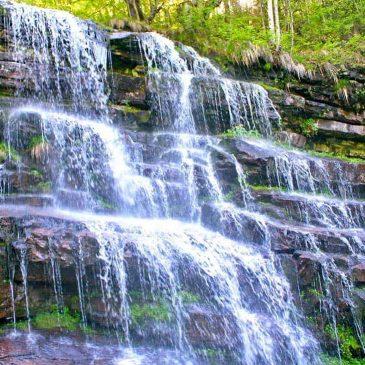 Vodopadi Stare planine I